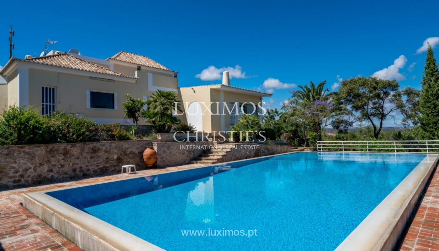 Sale of sea view villa in Tavira, Algarve, Portugal_82513