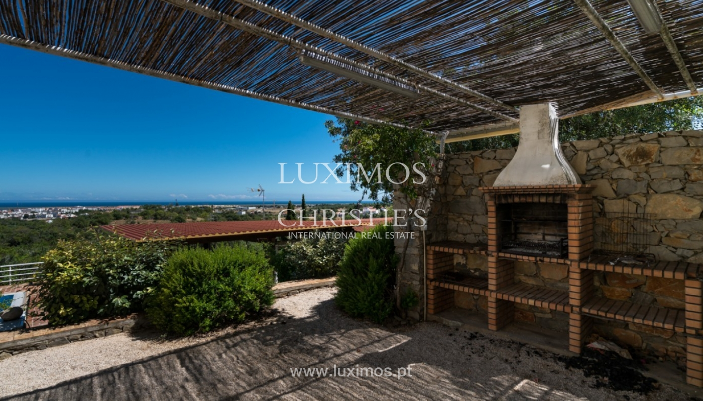 Sale of sea view villa in Tavira, Algarve, Portugal_82514