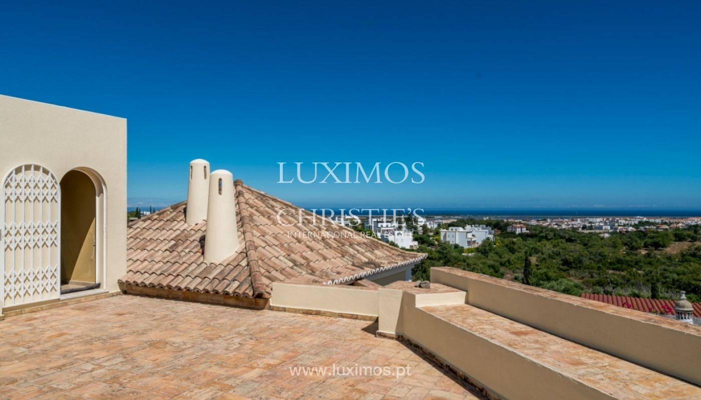 Sale of sea view villa in Tavira, Algarve, Portugal_82533