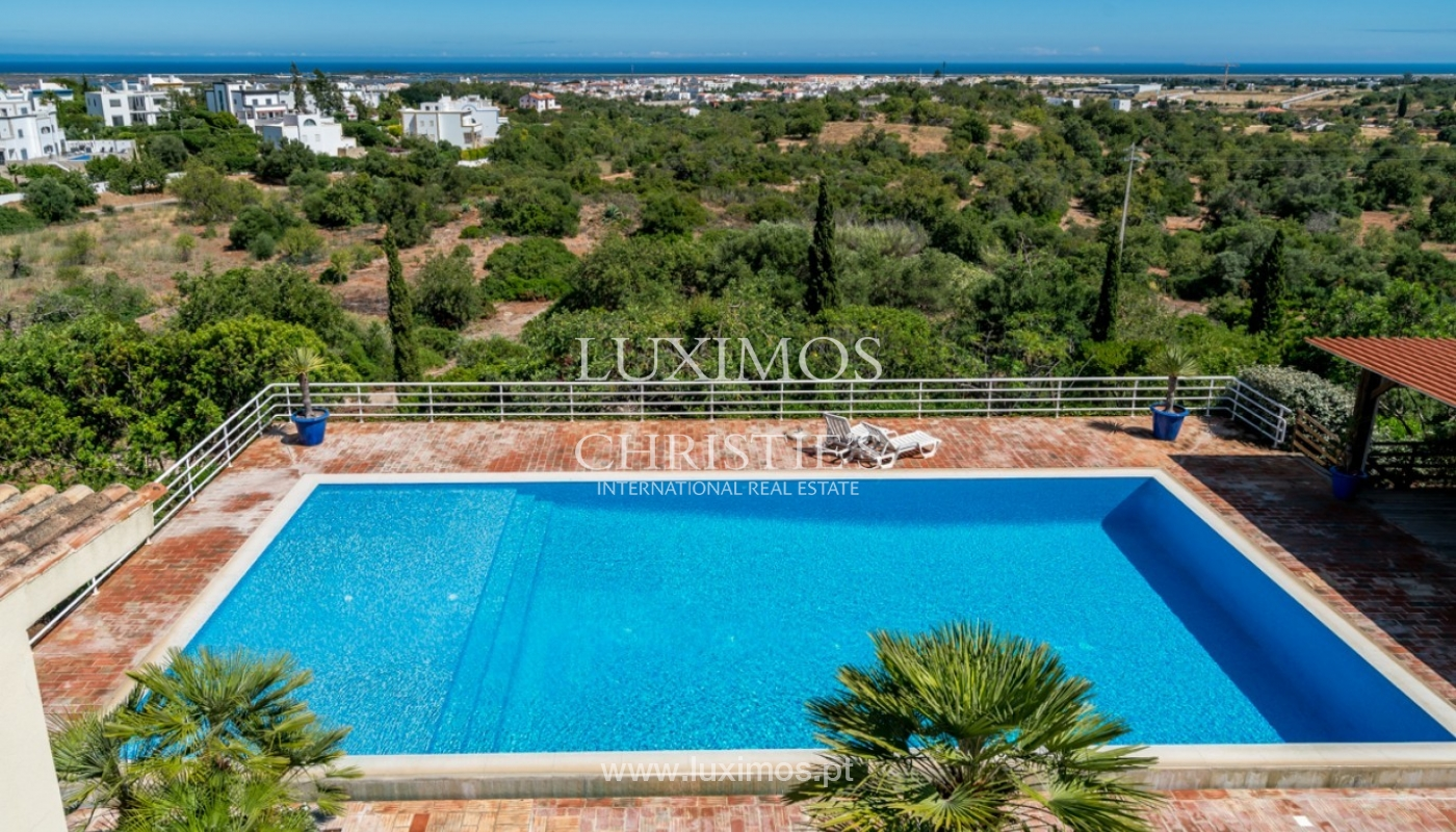 Sale of sea view villa in Tavira, Algarve, Portugal_82535