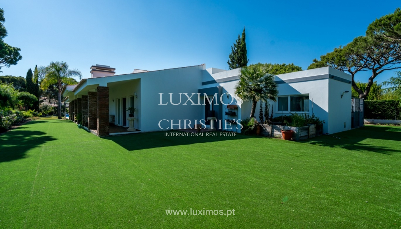 Luxury villa for sale with pool in Vilamoura, Algarve, Portugal_82667
