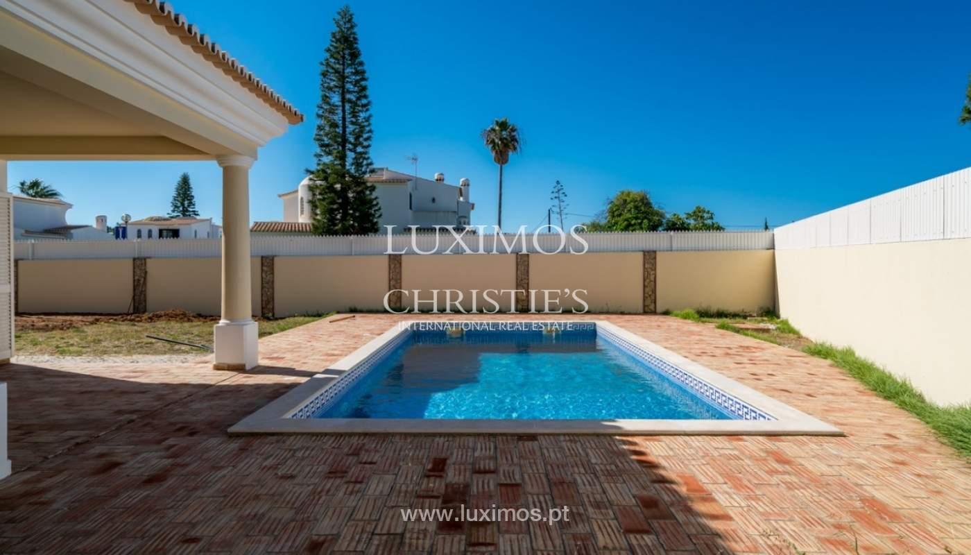 Venda de moradia, piscina perto do mar, Albufeira, Algarve, Portugal_82864