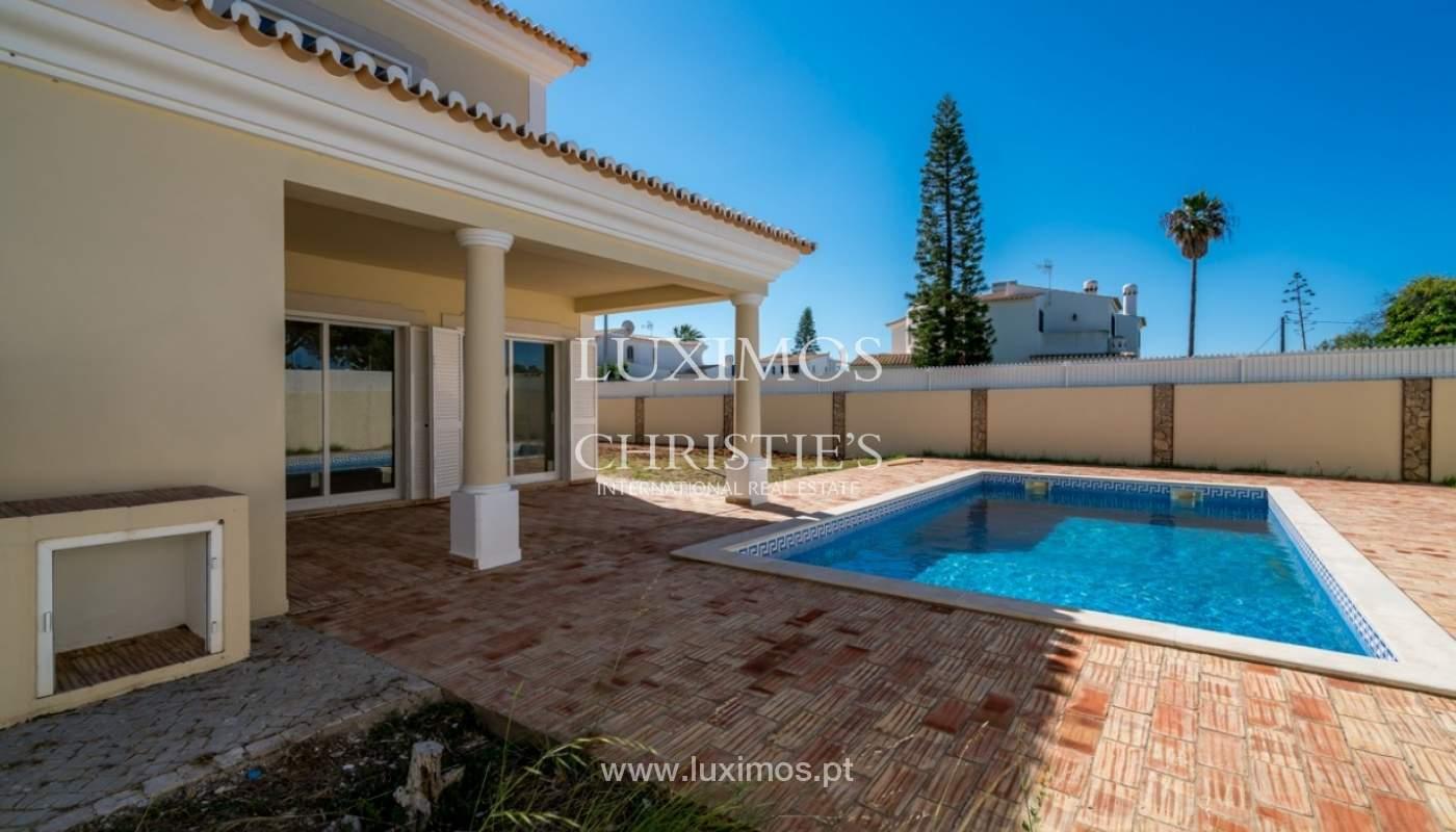 Sale of villa with pool near beach in Albufeira, Algarve, Portugal_82865