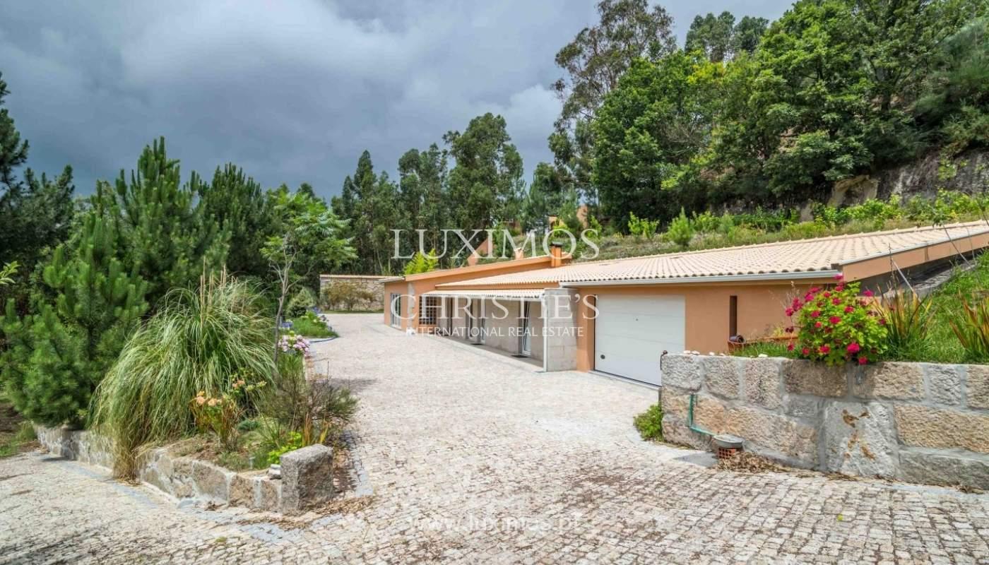 Villa avec vue sur la Rivière Douro, Cinfães, Viseu, Portugal _82926