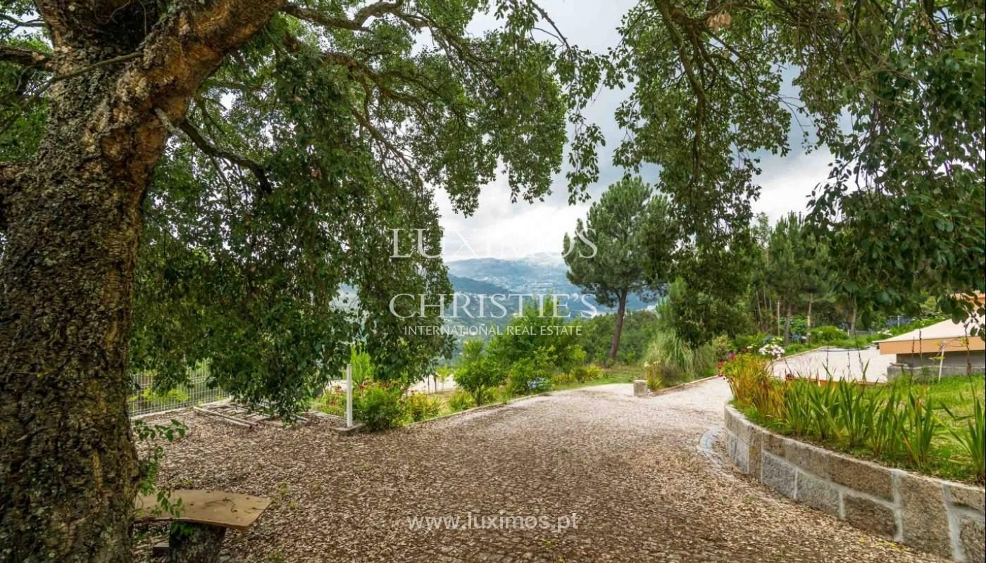 Villa avec vue sur la Rivière Douro, Cinfães, Viseu, Portugal _82950