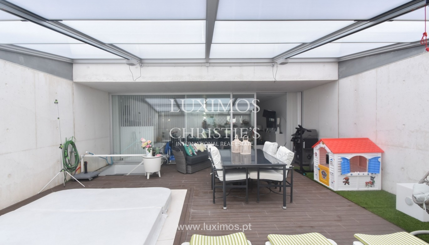 Sale of luxury villa with terrace and pool, Porto, Portugal_83309