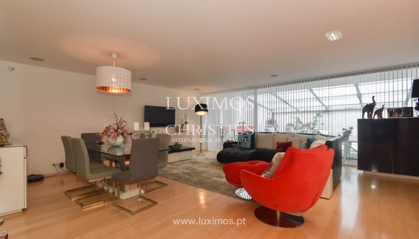 Sale of luxury villa with terrace and pool, Porto, Portugal_83314