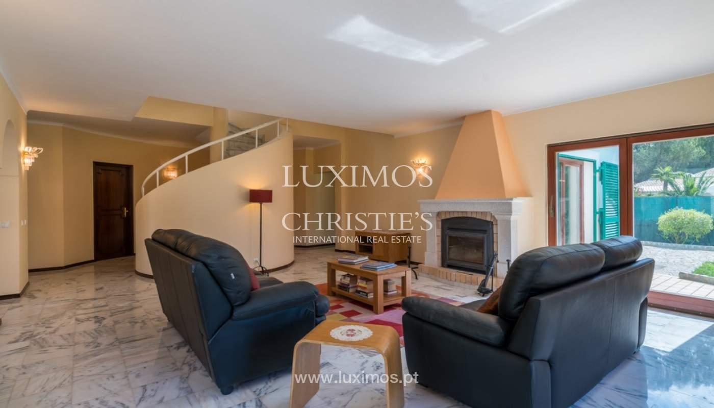 Villa à vendre avec piscine à Penina, Alvor, Algarve, Portugal_83385