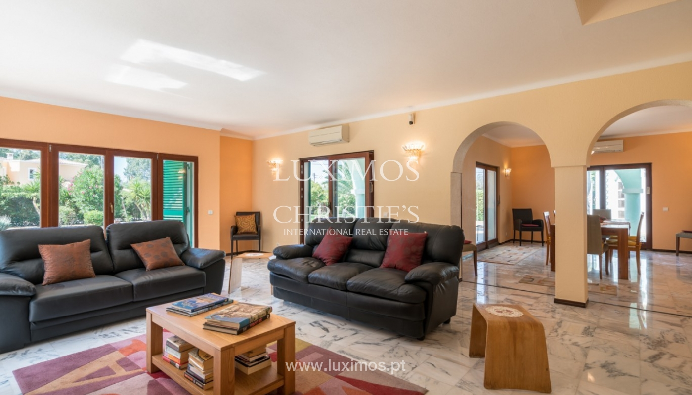 Villa à vendre avec piscine à Penina, Alvor, Algarve, Portugal_83386