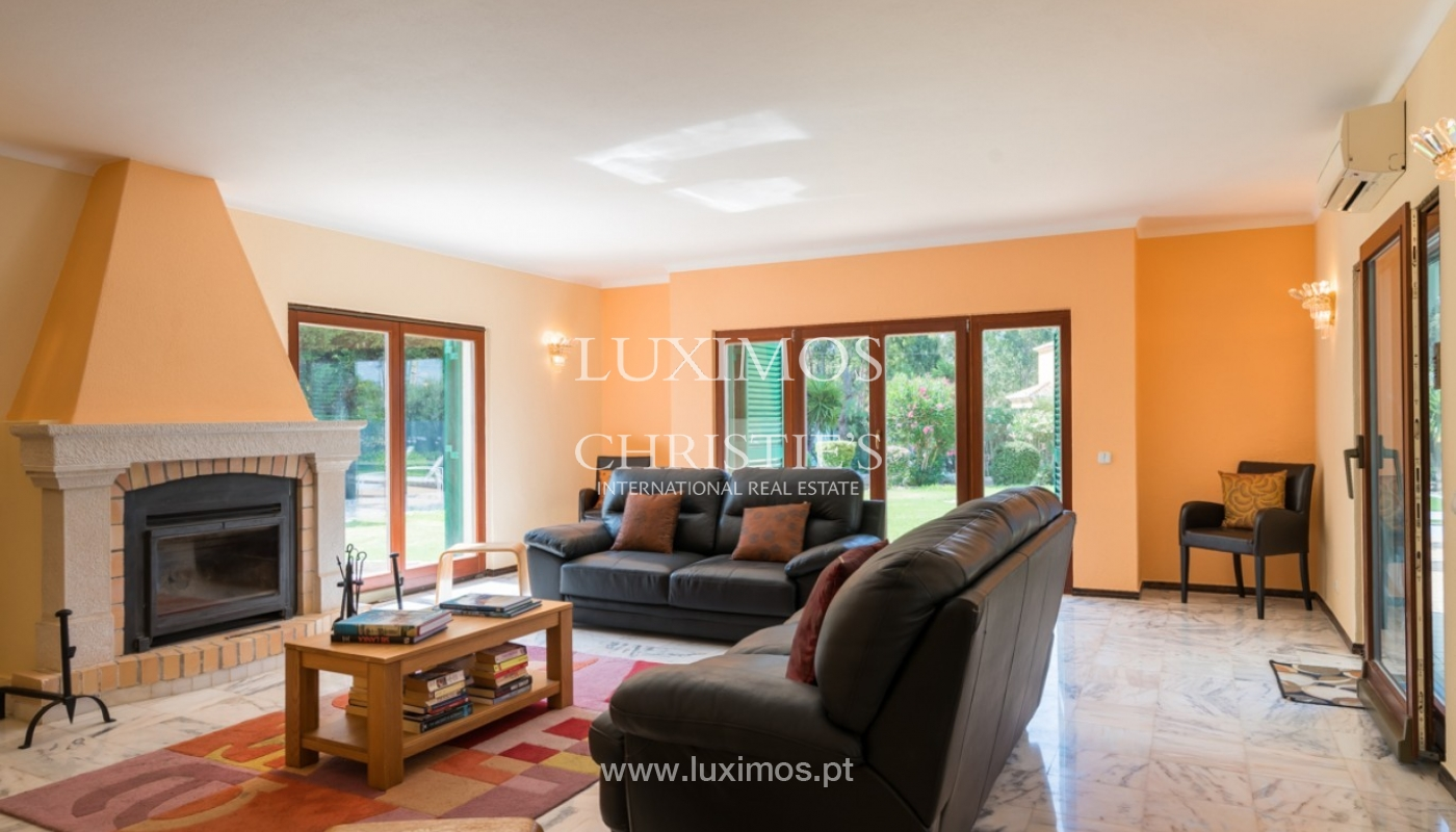 Villa à vendre avec piscine à Penina, Alvor, Algarve, Portugal_83388