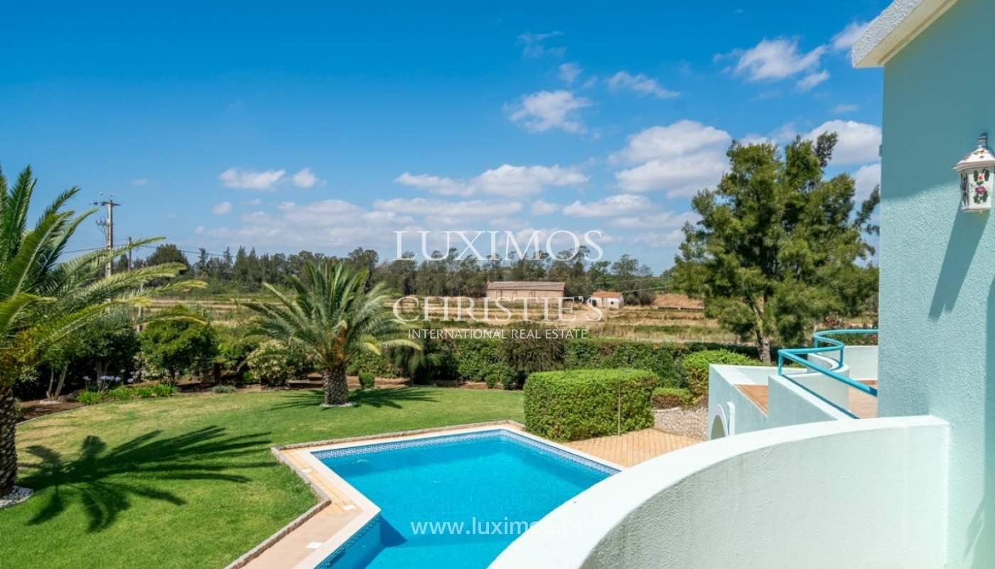 Villa à vendre avec piscine à Penina, Alvor, Algarve, Portugal_83408