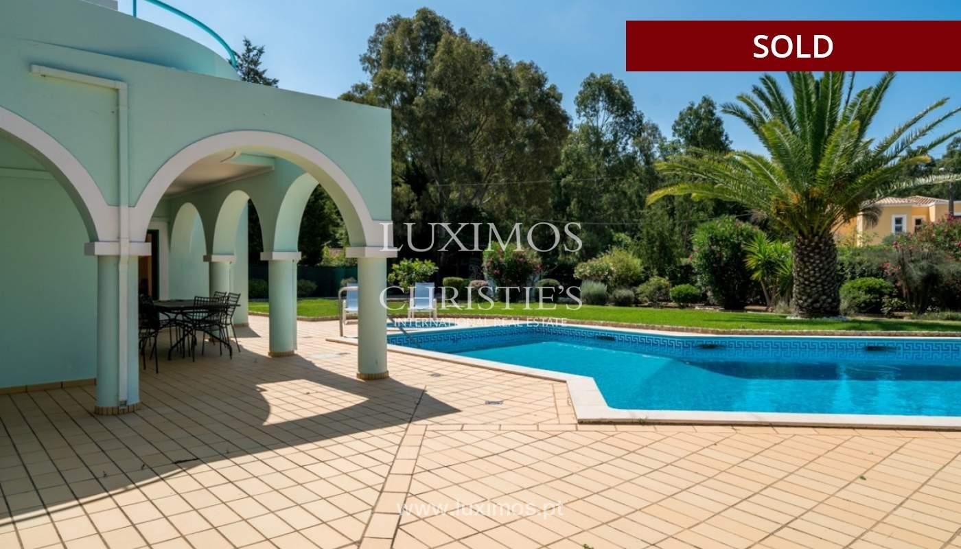 Villa à vendre avec piscine à Penina, Alvor, Algarve, Portugal_83412
