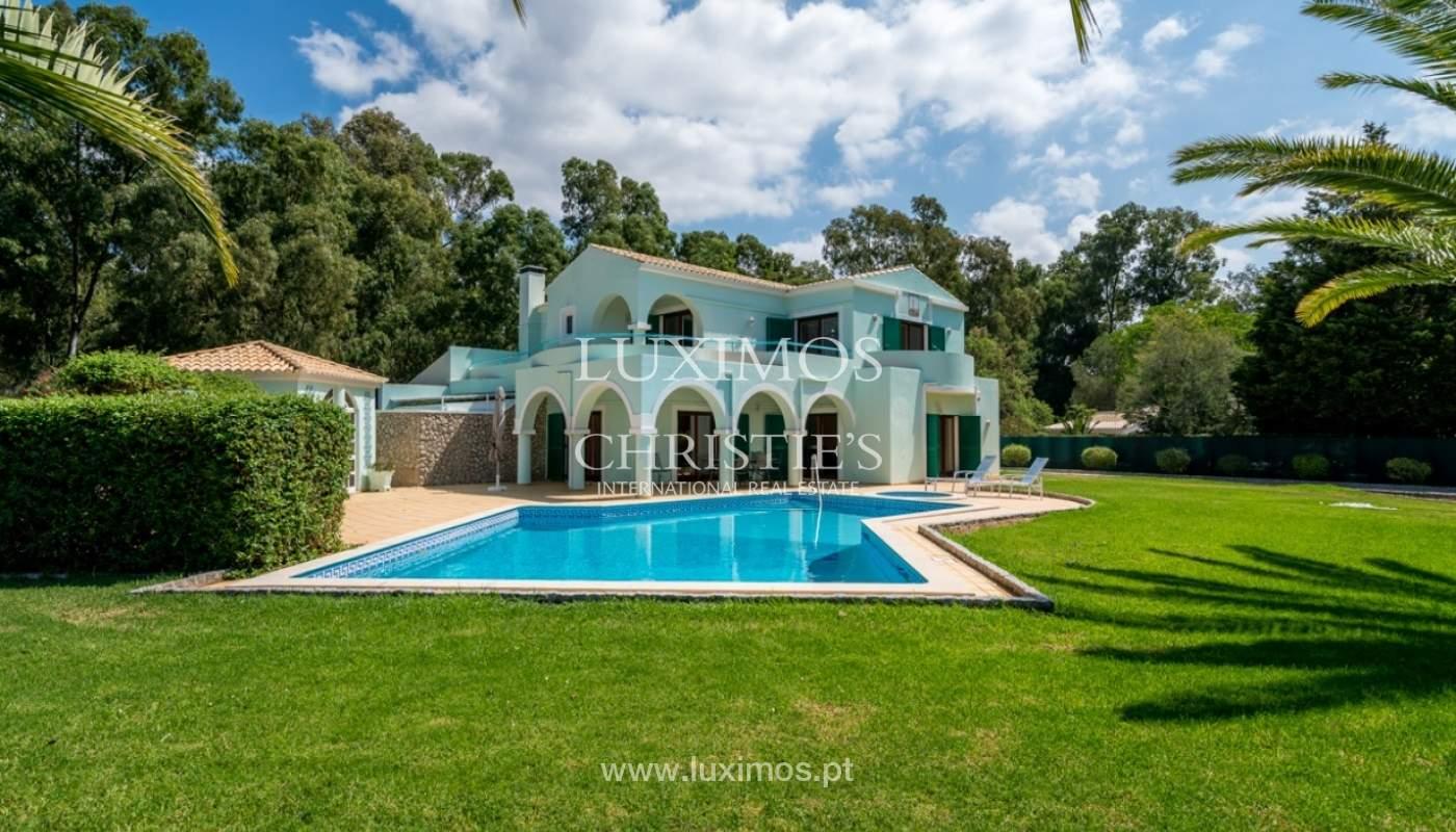 Villa à vendre avec piscine à Penina, Alvor, Algarve, Portugal_83415