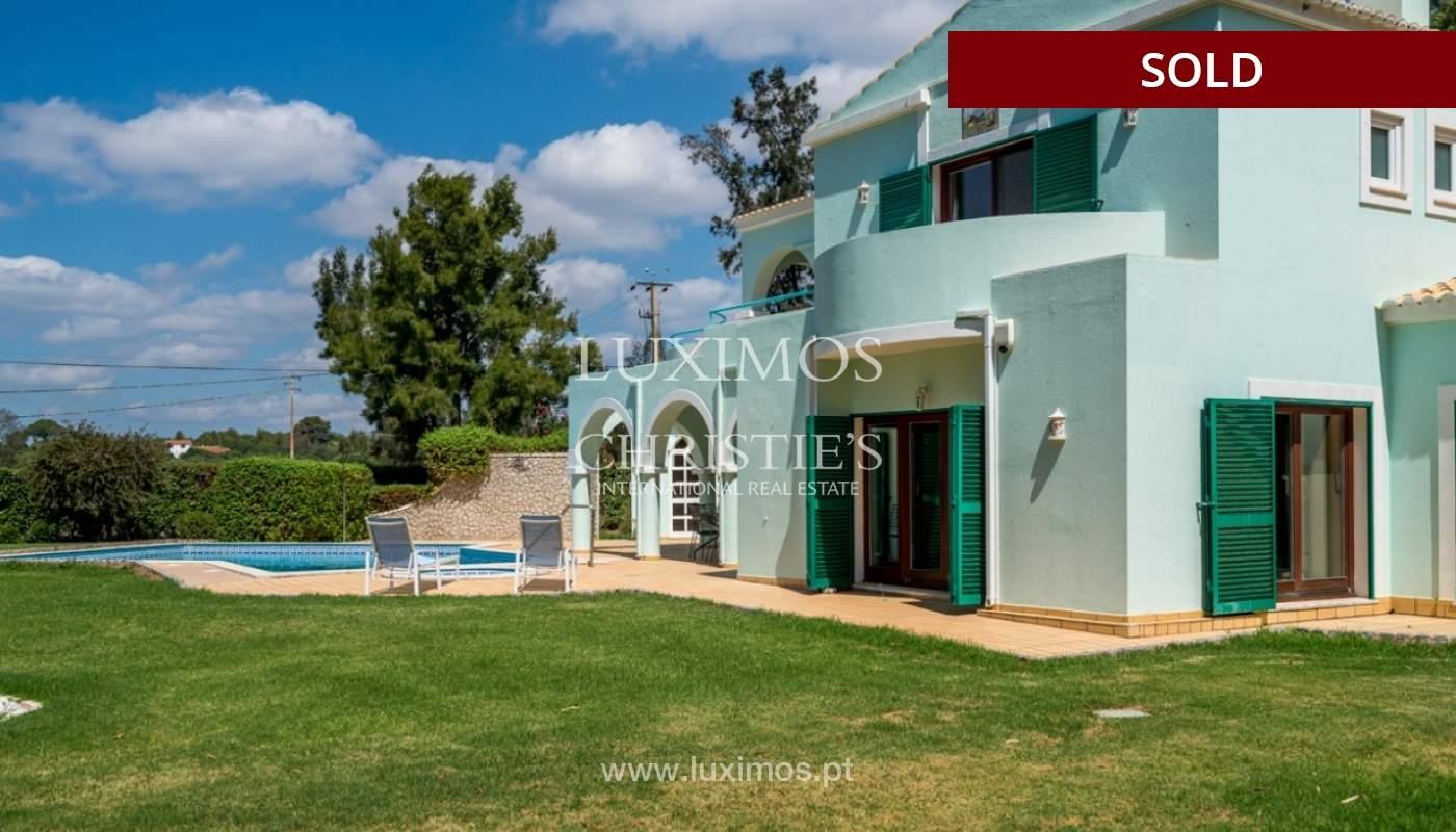 Villa à vendre avec piscine à Penina, Alvor, Algarve, Portugal_83418