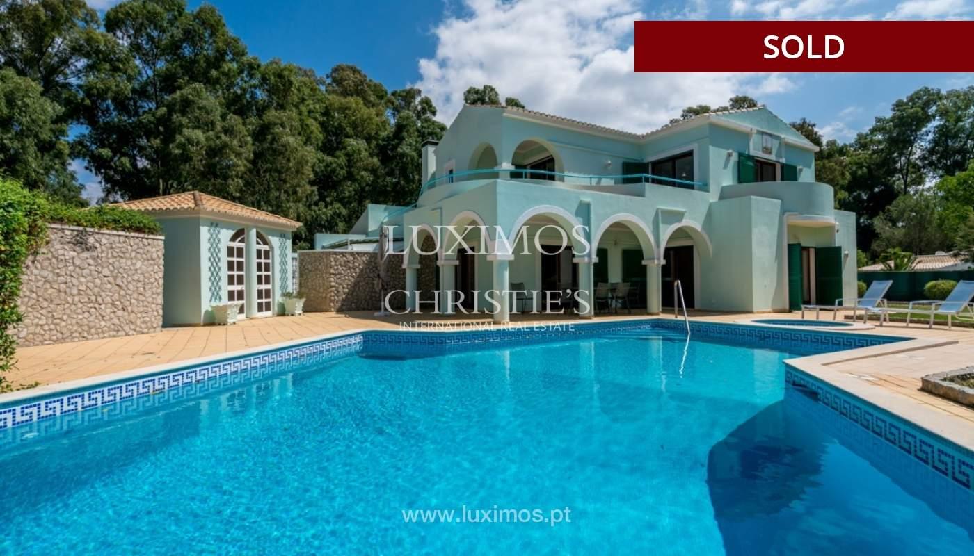 Villa à vendre avec piscine à Penina, Alvor, Algarve, Portugal_83422