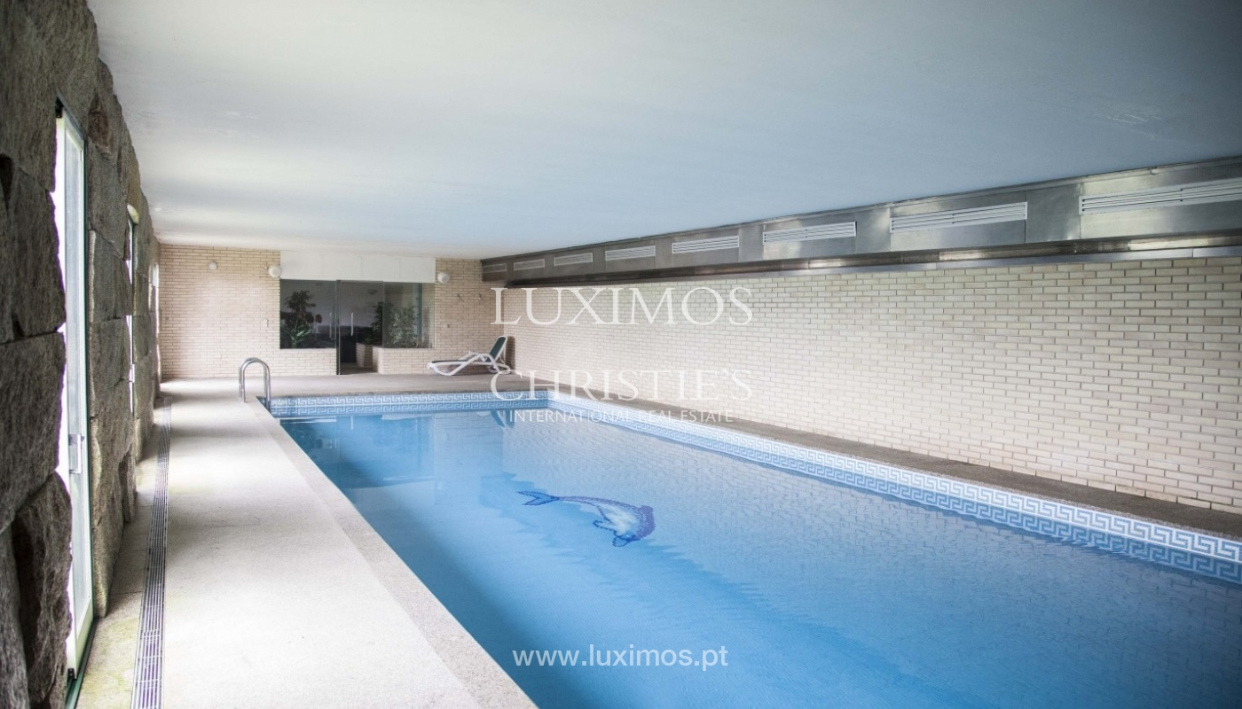 Country House with swimming pool, tennis court and plot area in Porto, Portugal_8359