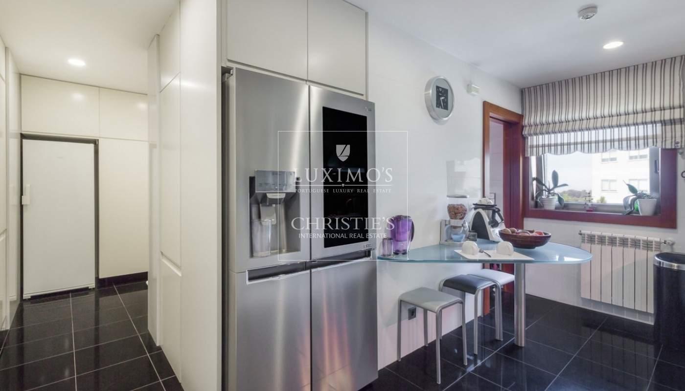 Apartamento de luxo, condomínio fechado, Foz, Porto_83964