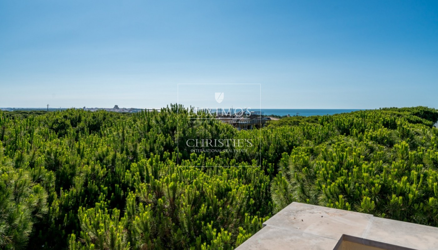 Sale of villa with sea view in Praia Verde, Algarve, Portugal_84041