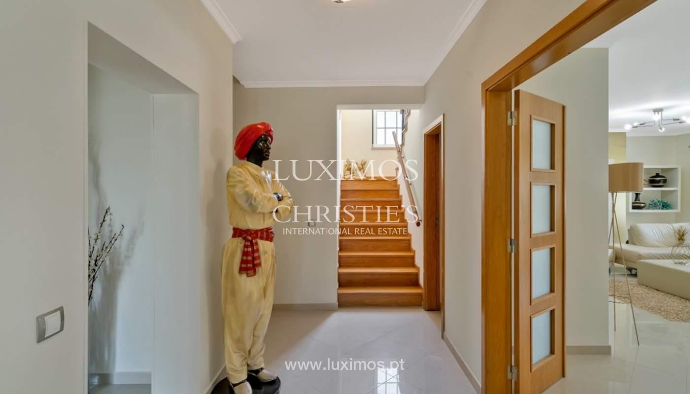 Verkauf von villa mit Meerblick in Estoi, Faro, Algarve, Portugal_84187