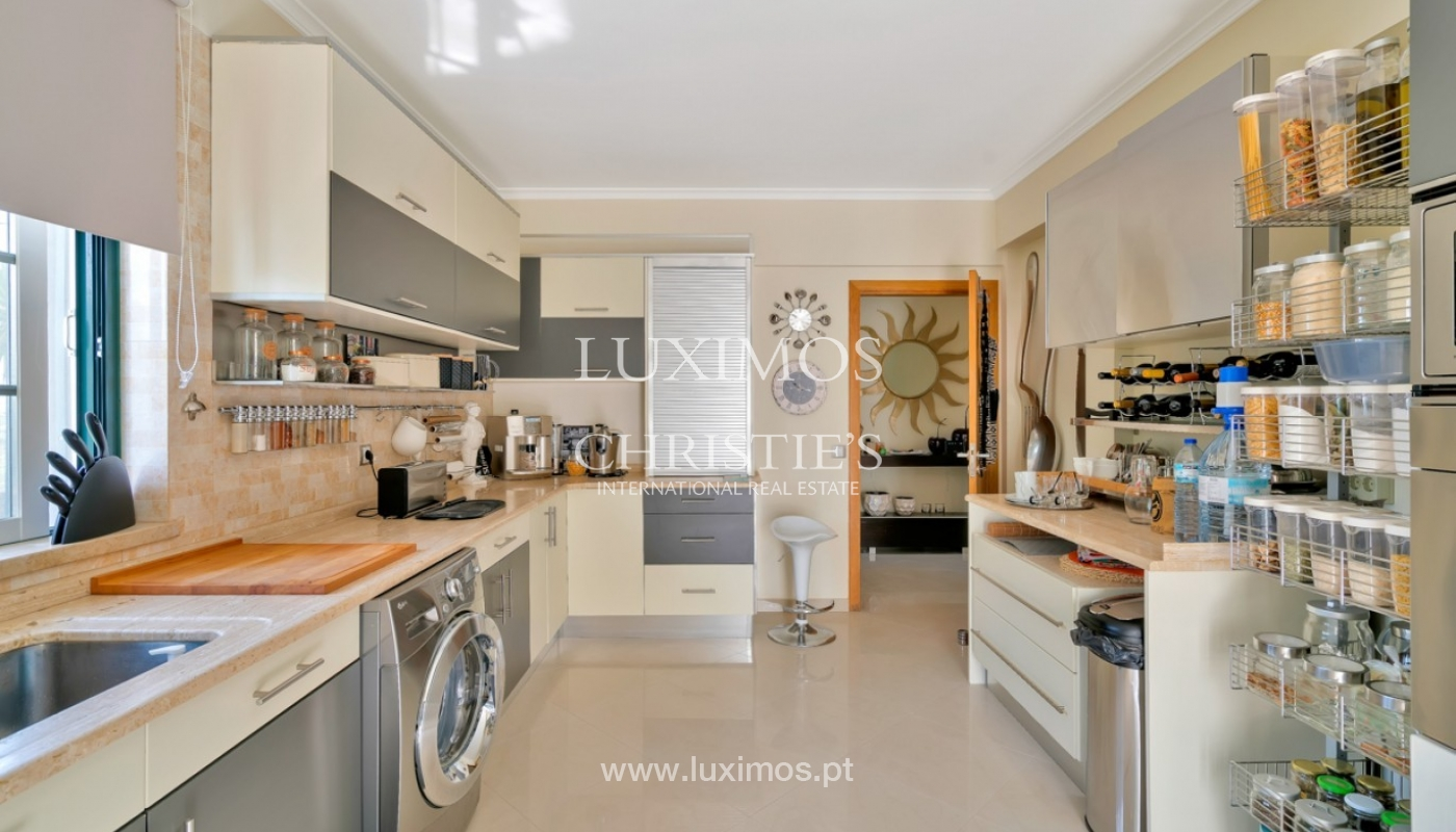 Verkauf von villa mit Meerblick in Estoi, Faro, Algarve, Portugal_84192
