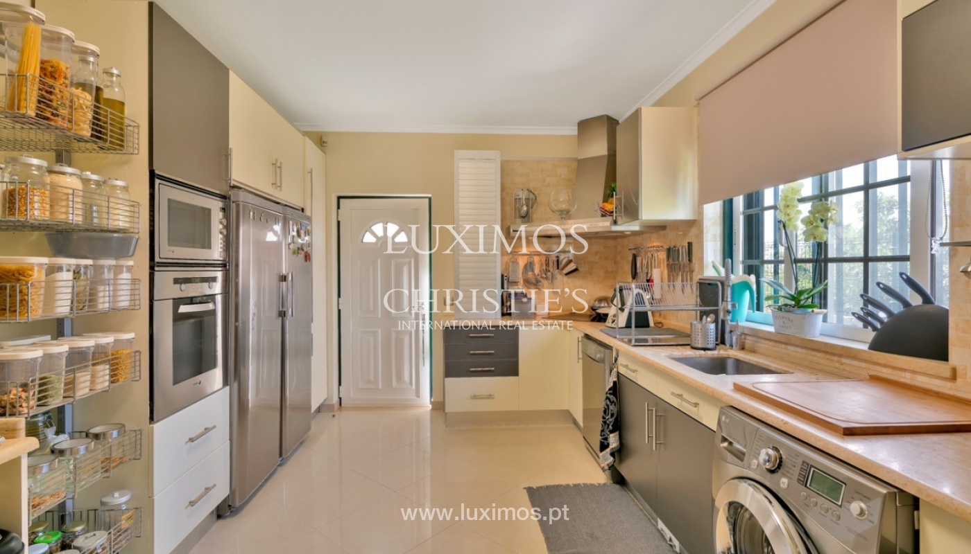 Verkauf von villa mit Meerblick in Estoi, Faro, Algarve, Portugal_84193