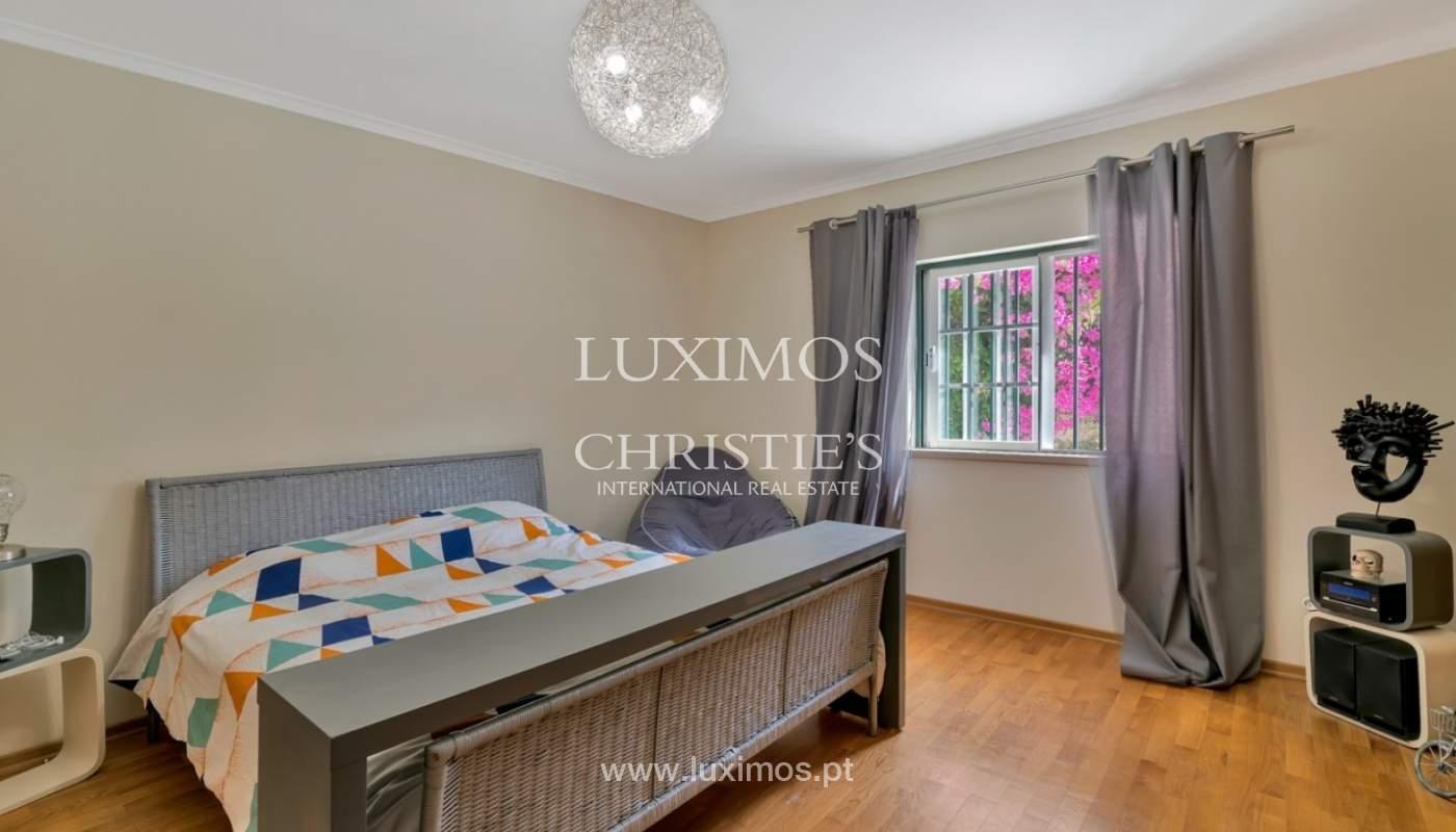 Verkauf von villa mit Meerblick in Estoi, Faro, Algarve, Portugal_84195