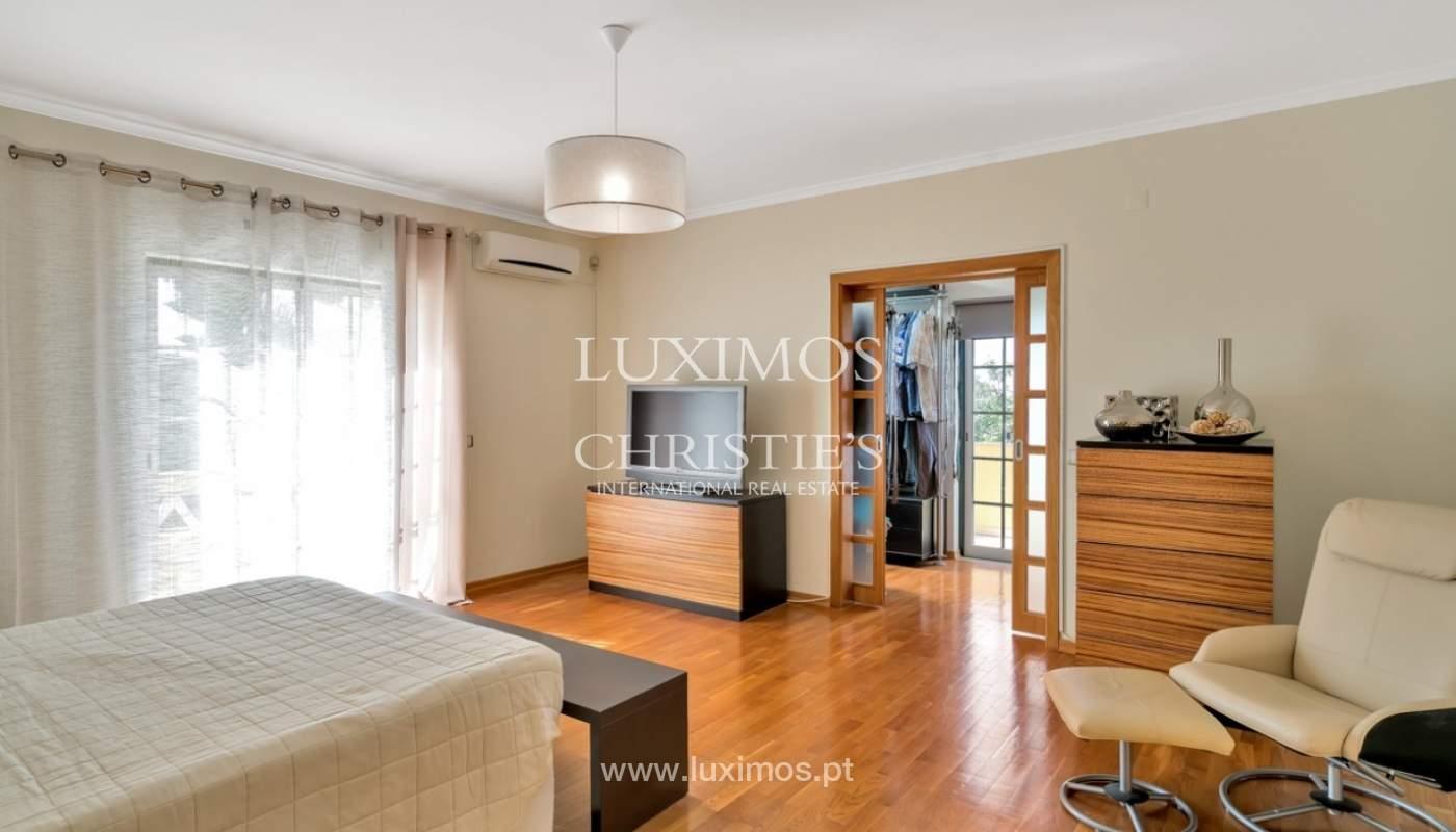 Verkauf von villa mit Meerblick in Estoi, Faro, Algarve, Portugal_84197