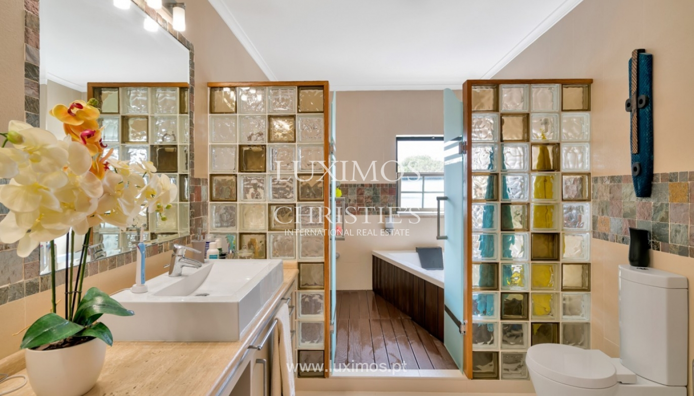 Verkauf von villa mit Meerblick in Estoi, Faro, Algarve, Portugal_84199