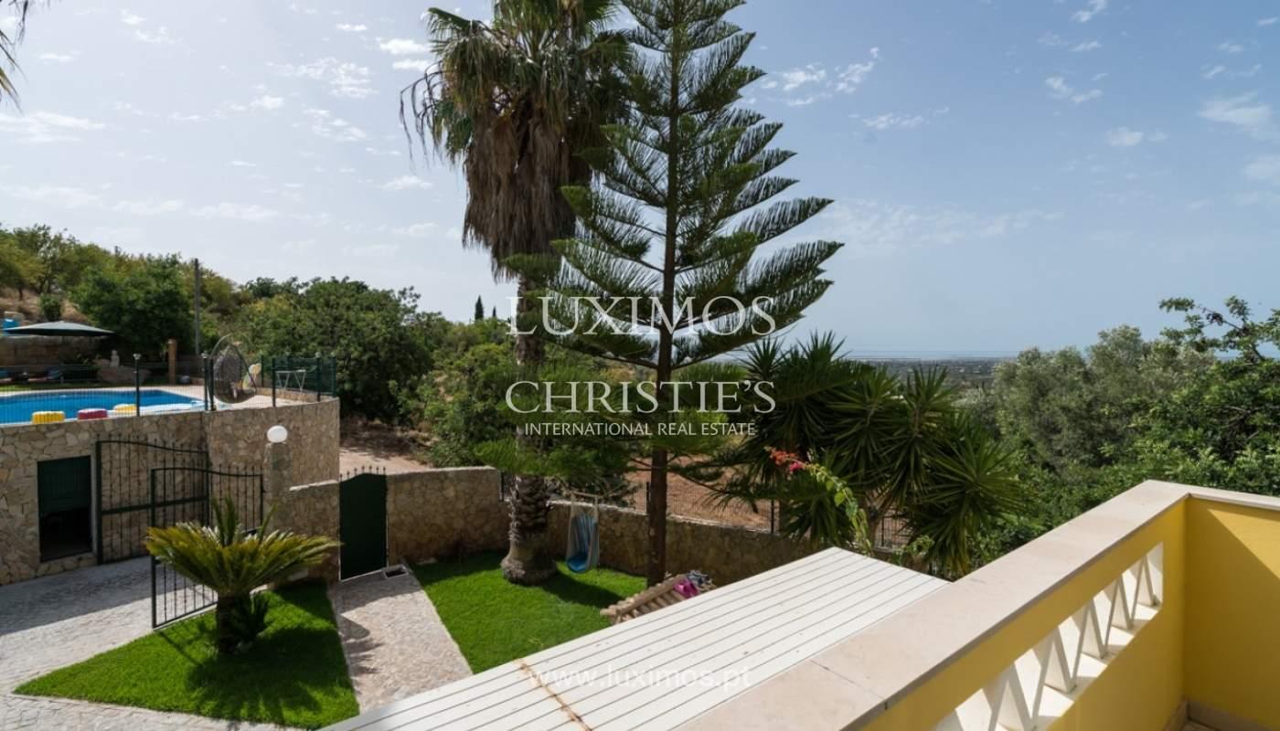 Verkauf von villa mit Meerblick in Estoi, Faro, Algarve, Portugal_84200