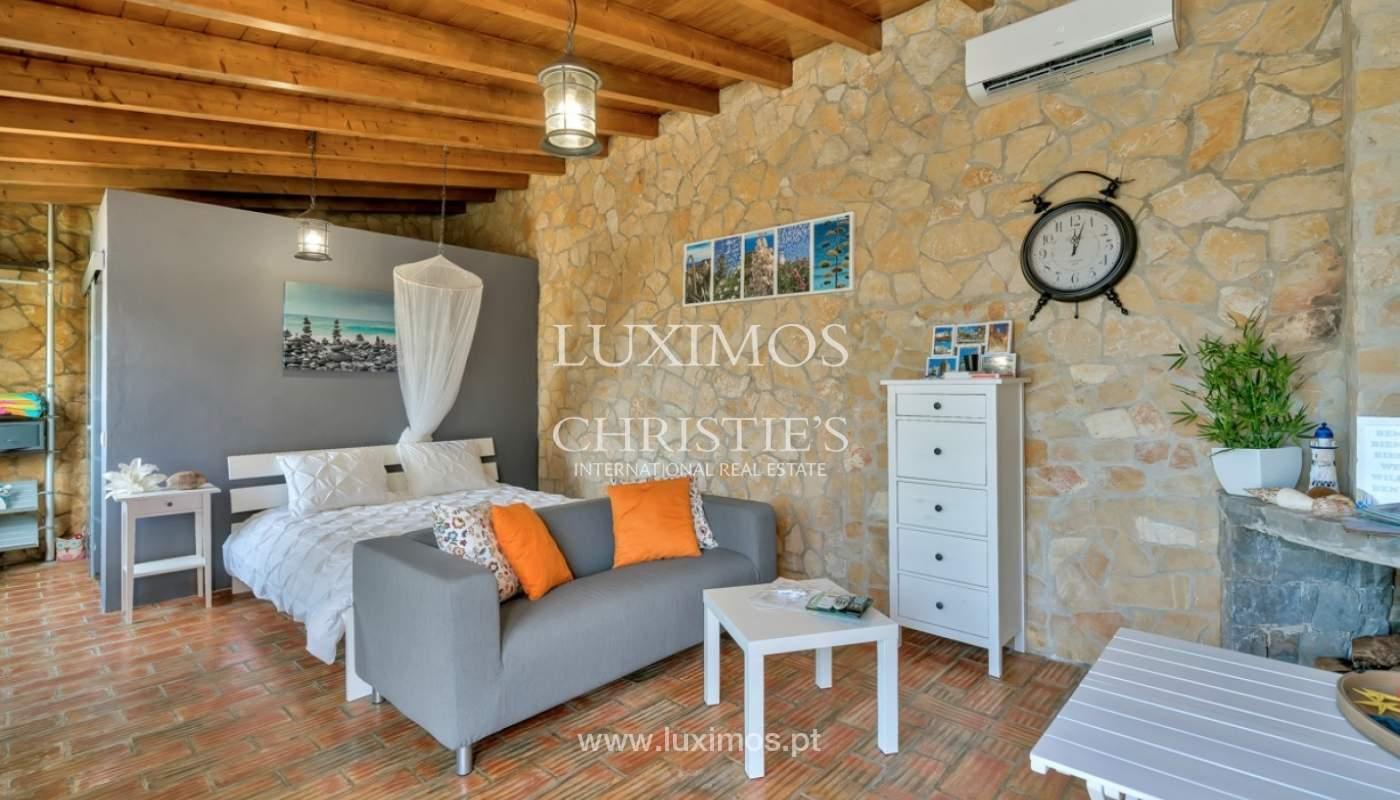 Verkauf von villa mit Meerblick in Estoi, Faro, Algarve, Portugal_84202