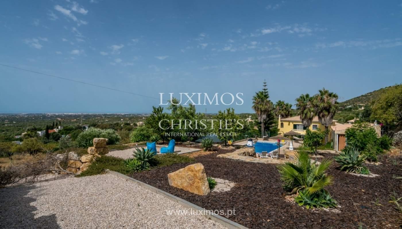 Verkauf von villa mit Meerblick in Estoi, Faro, Algarve, Portugal_84205