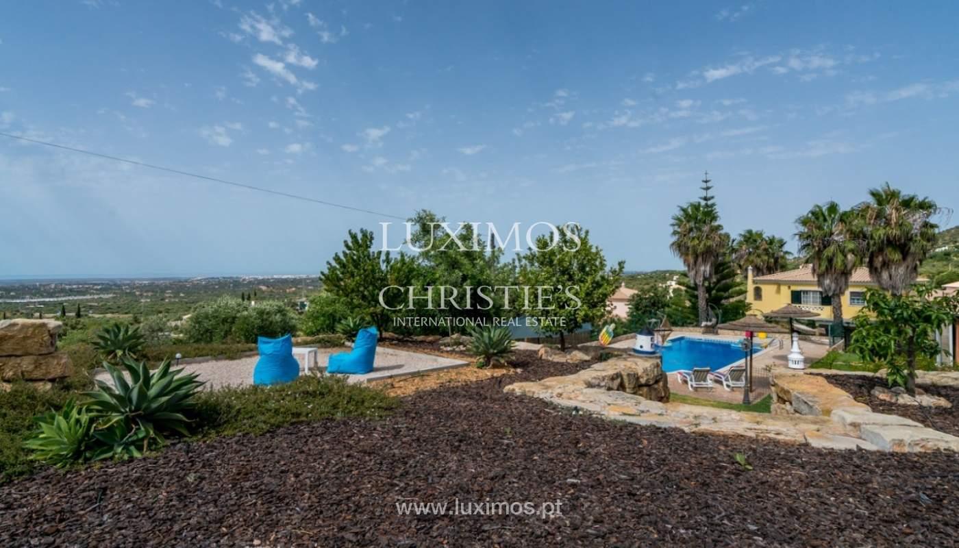 Verkauf von villa mit Meerblick in Estoi, Faro, Algarve, Portugal_84206