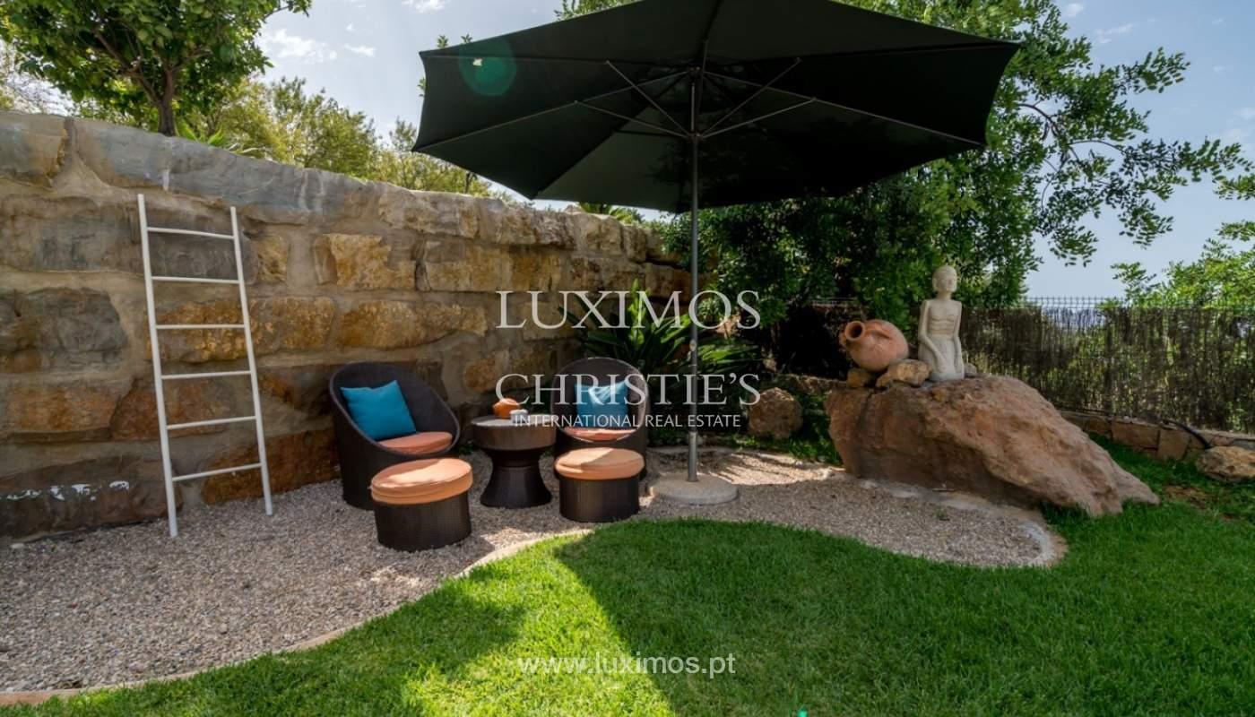 Verkauf von villa mit Meerblick in Estoi, Faro, Algarve, Portugal_84210