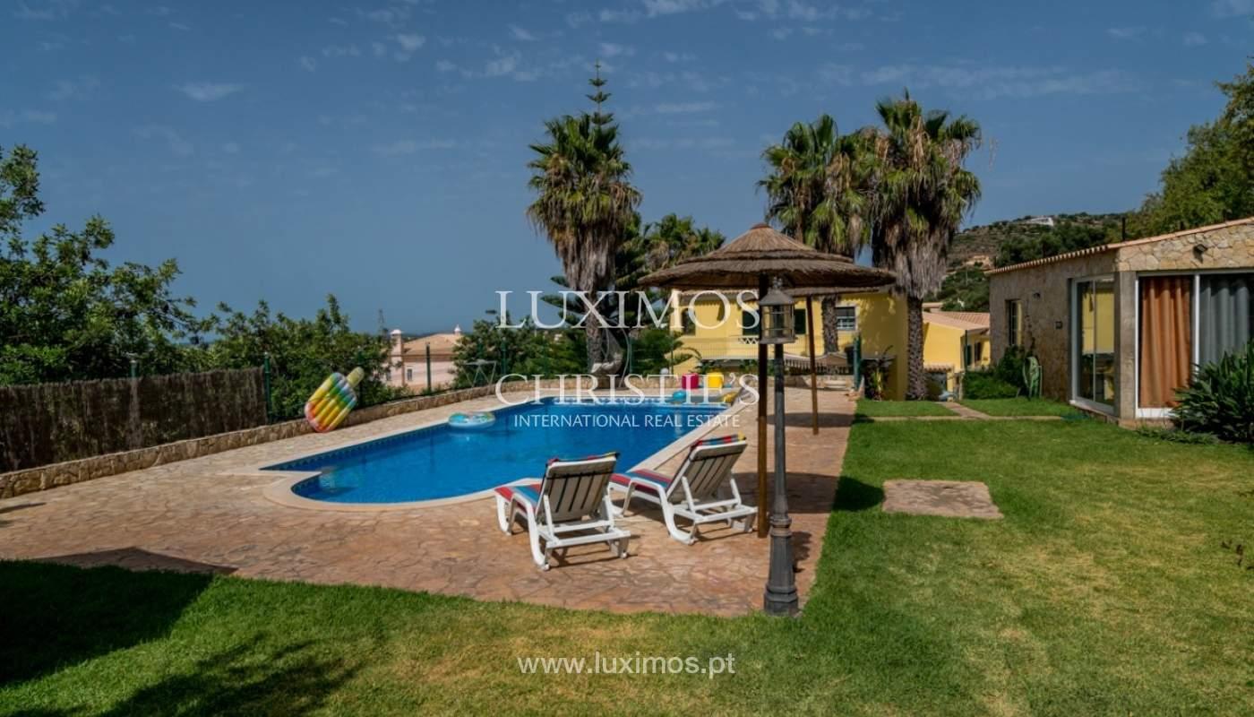 Verkauf von villa mit Meerblick in Estoi, Faro, Algarve, Portugal_84211