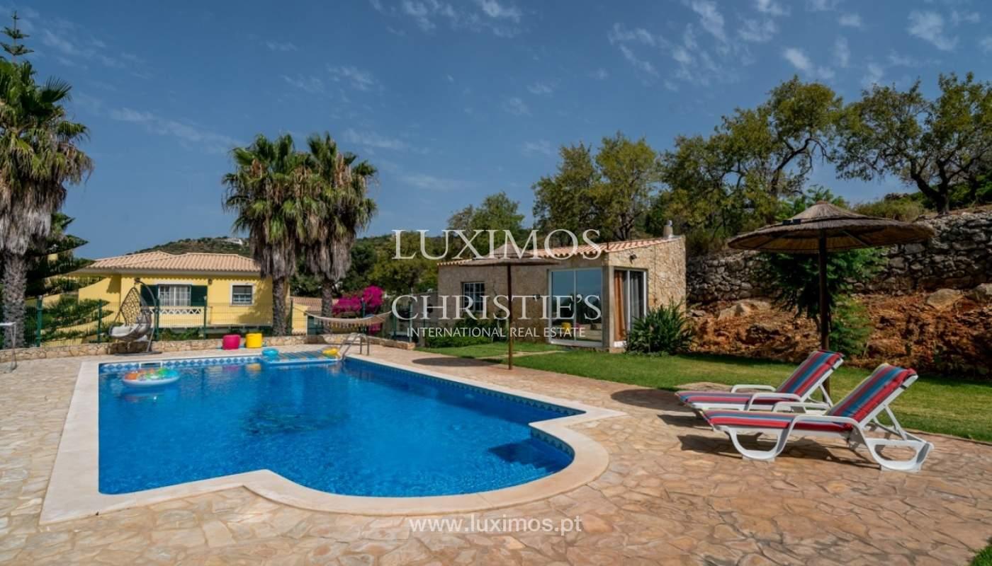 Verkauf von villa mit Meerblick in Estoi, Faro, Algarve, Portugal_84213