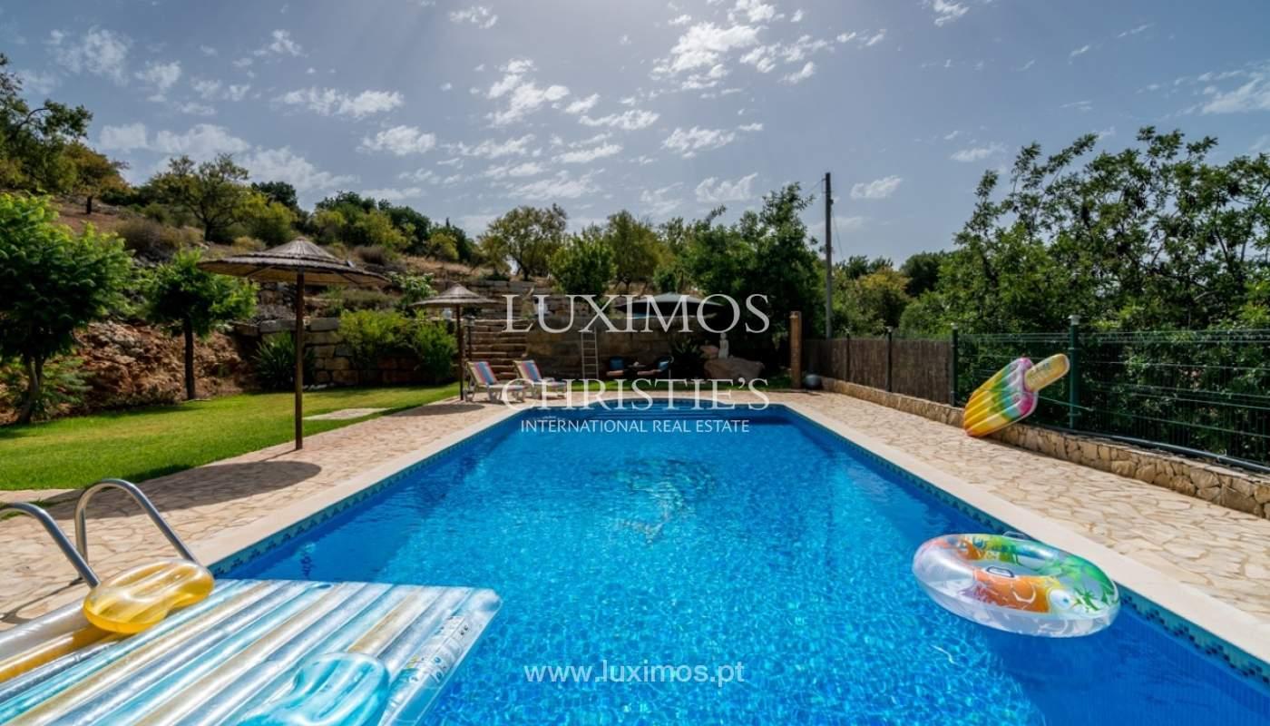 Verkauf von villa mit Meerblick in Estoi, Faro, Algarve, Portugal_84214