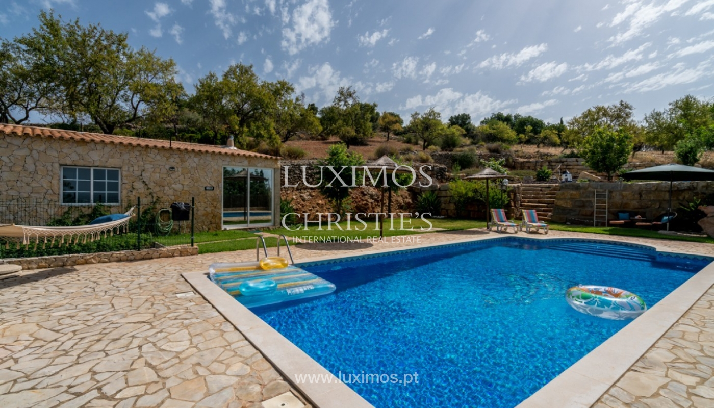 Verkauf von villa mit Meerblick in Estoi, Faro, Algarve, Portugal_84215