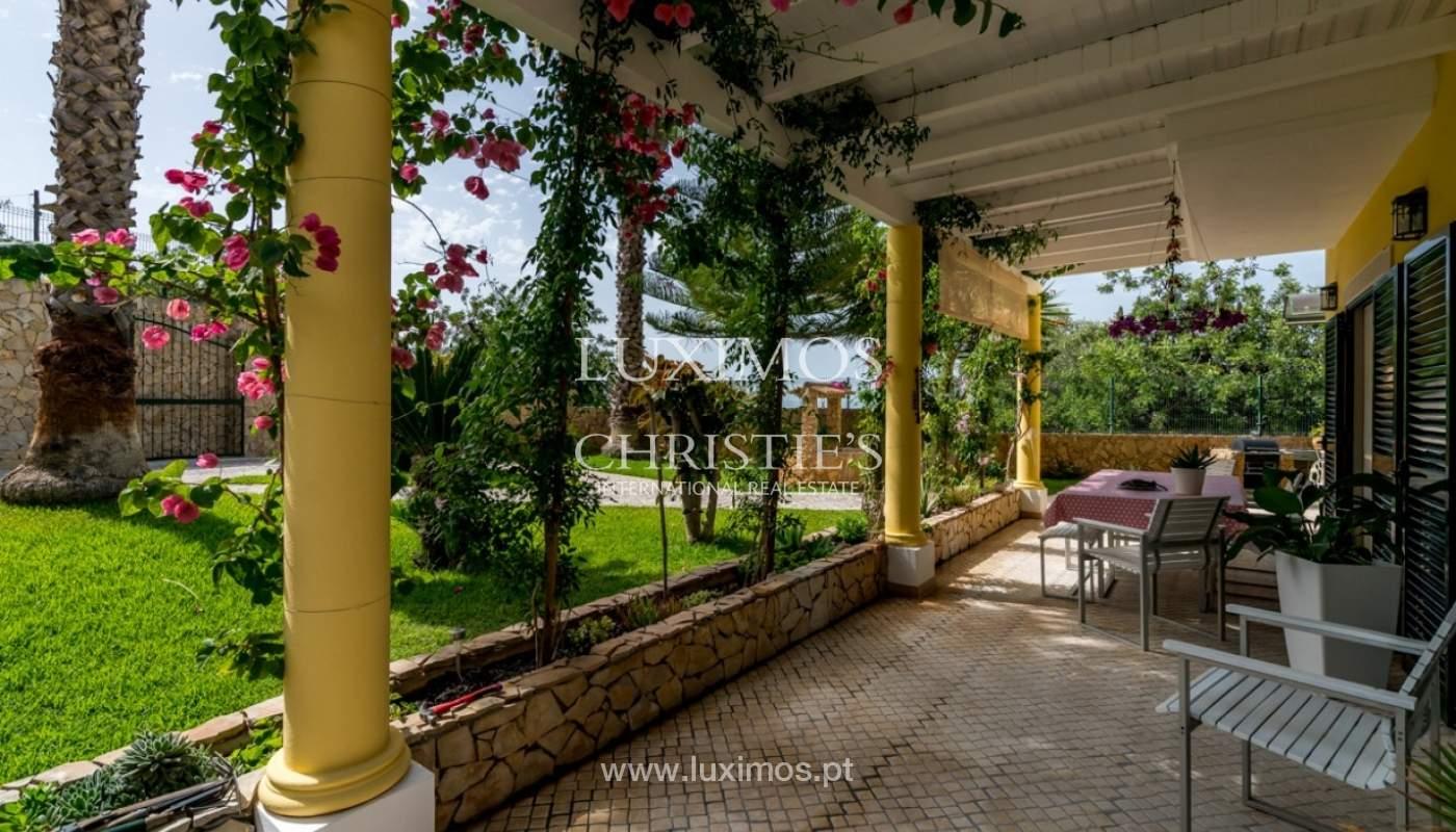 Verkauf von villa mit Meerblick in Estoi, Faro, Algarve, Portugal_84221
