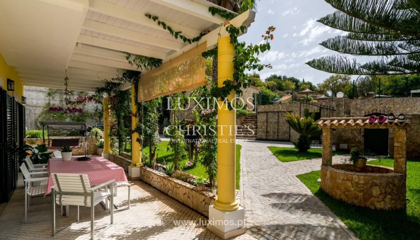 Verkauf von villa mit Meerblick in Estoi, Faro, Algarve, Portugal_84223
