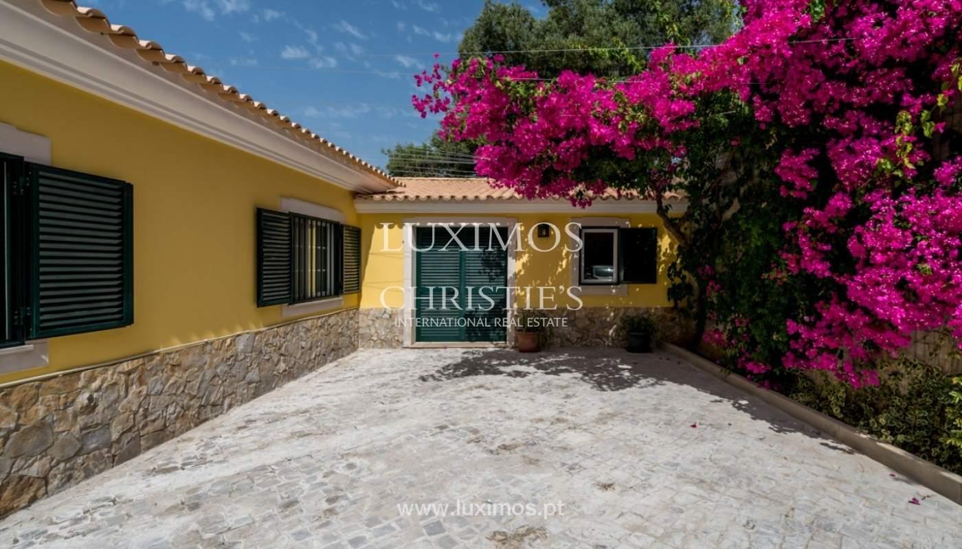 Verkauf von villa mit Meerblick in Estoi, Faro, Algarve, Portugal_84224