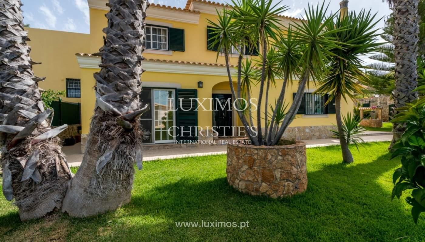 Verkauf von villa mit Meerblick in Estoi, Faro, Algarve, Portugal_84225