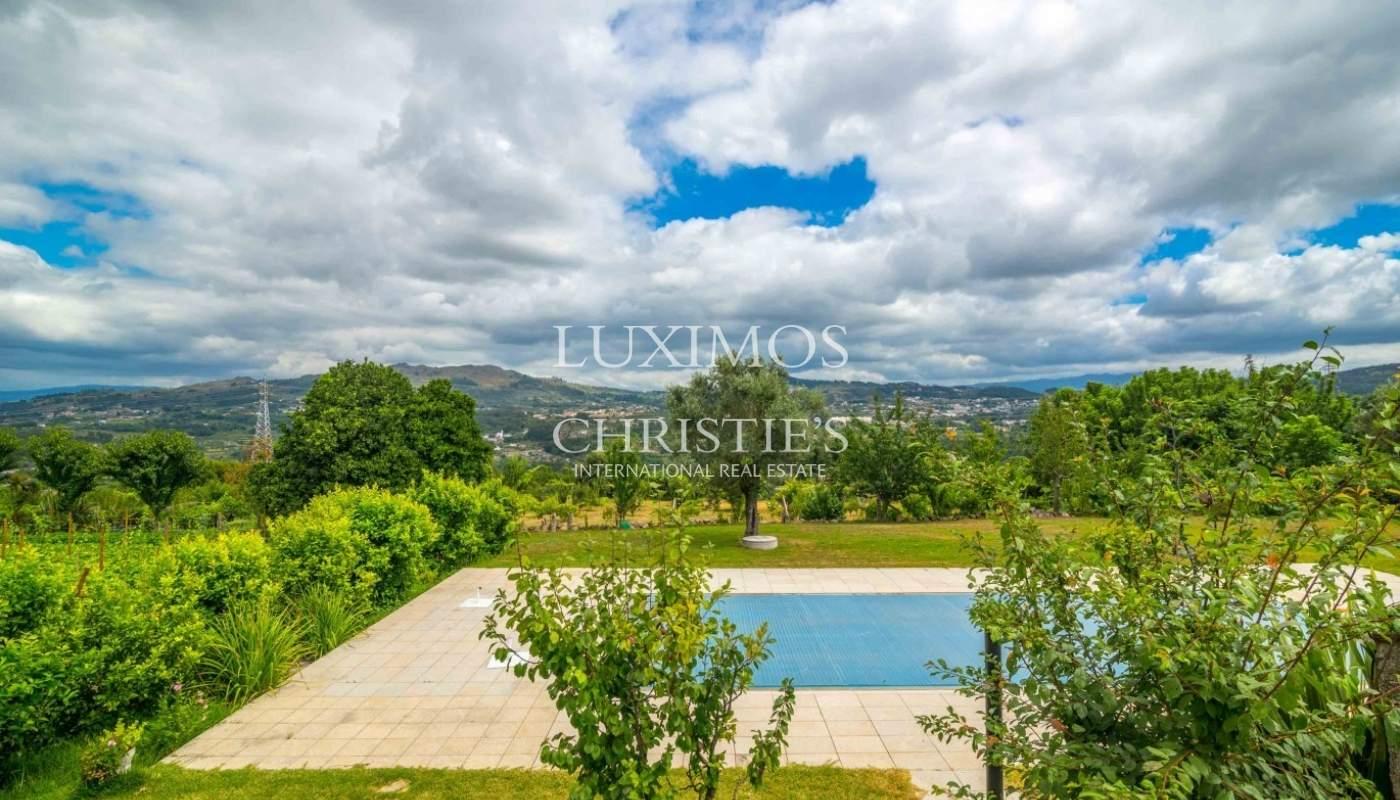 Quintinha com piscina e jardim, Penafiel, Porto _84252