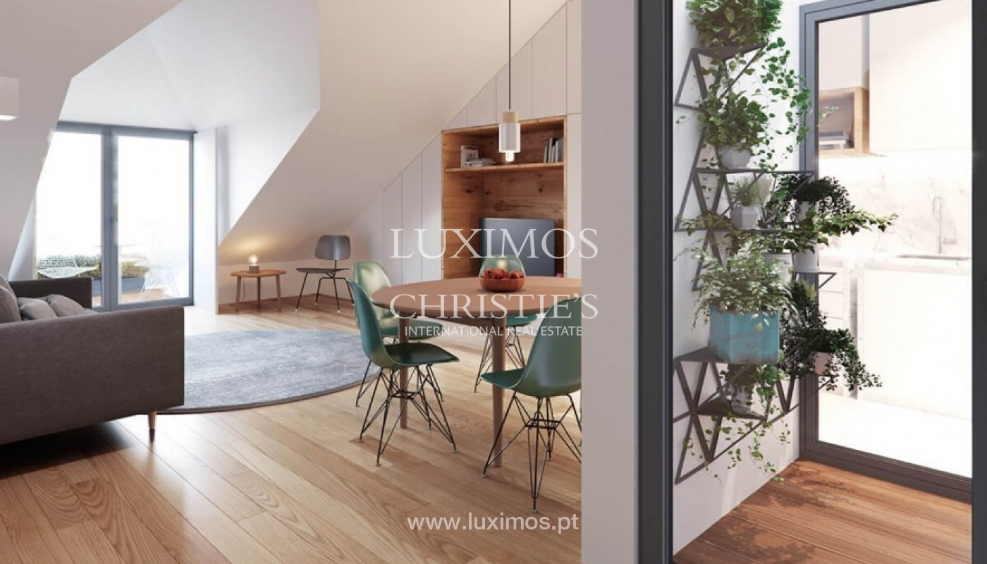 New apartment and modern with a garden, Porto, Portugal _84492