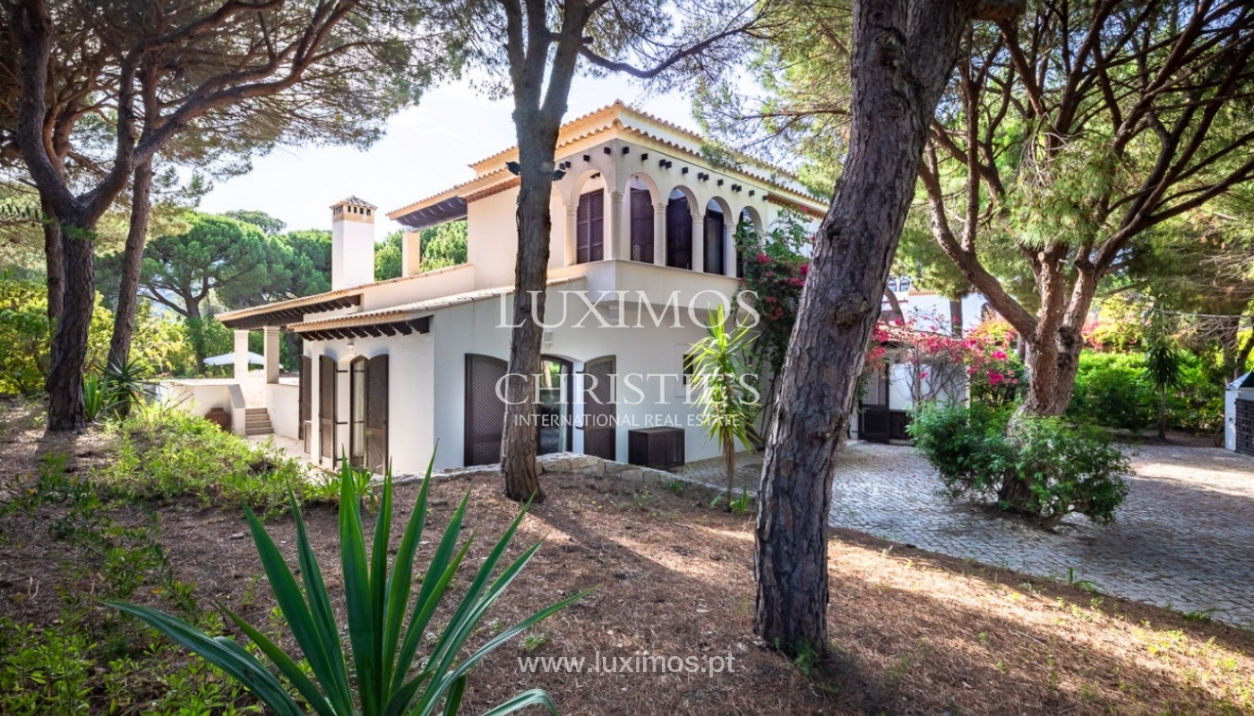 Sale of villa in luxury resort in Albufeira, Algarve, Portugal_84711