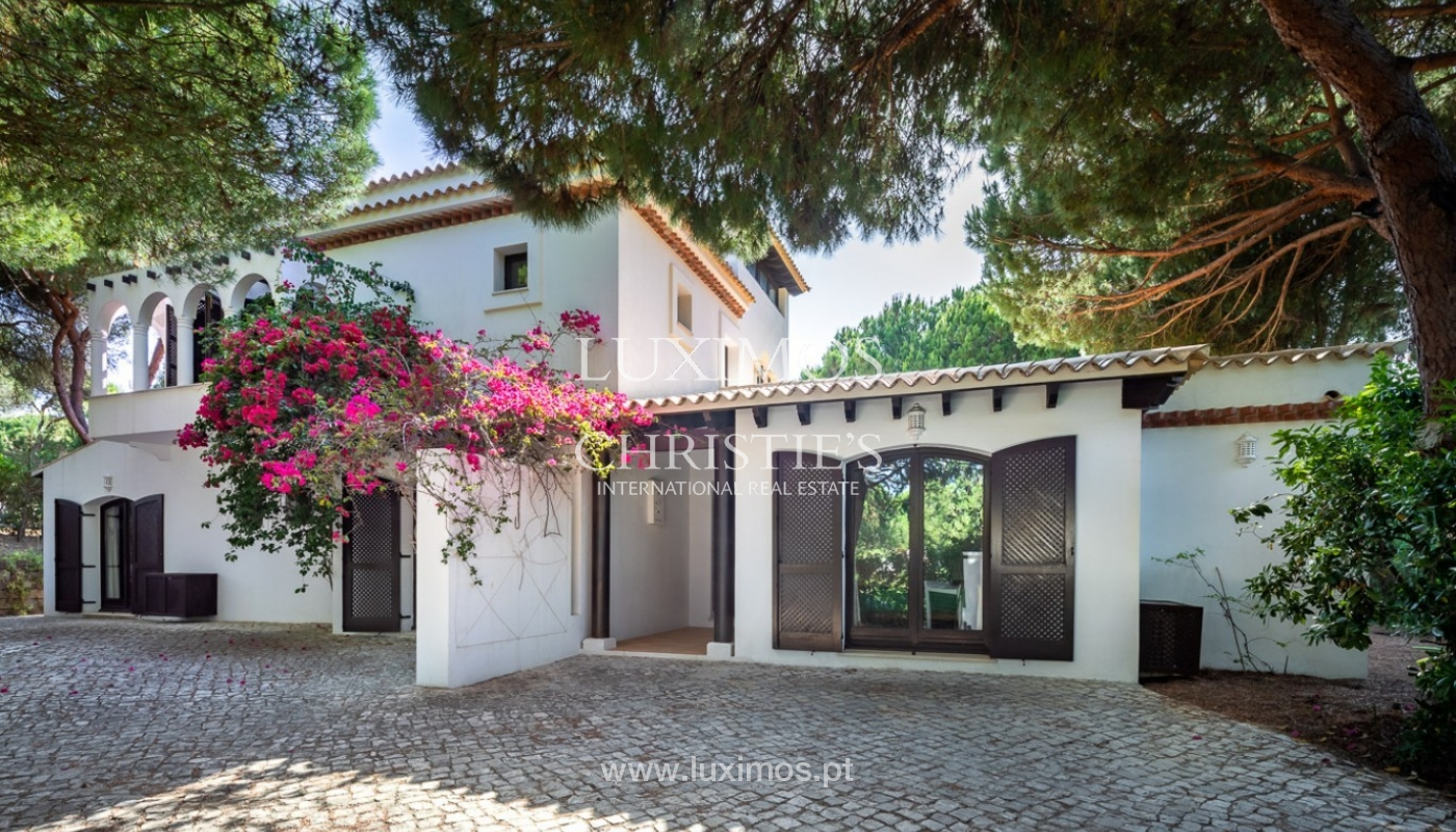 Sale of villa in luxury resort in Albufeira, Algarve, Portugal_84712