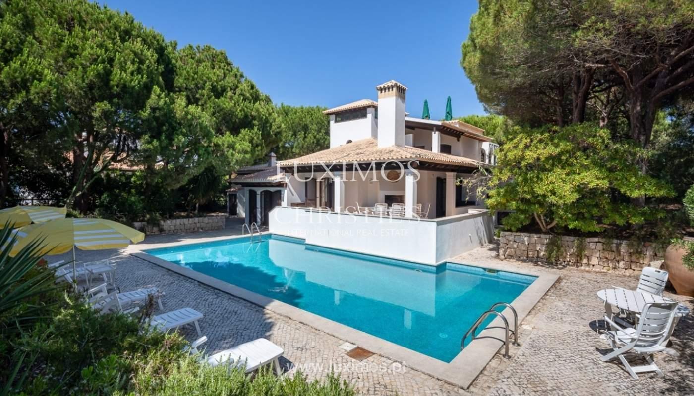 Sale of villa in luxury resort in Albufeira, Algarve, Portugal_84713