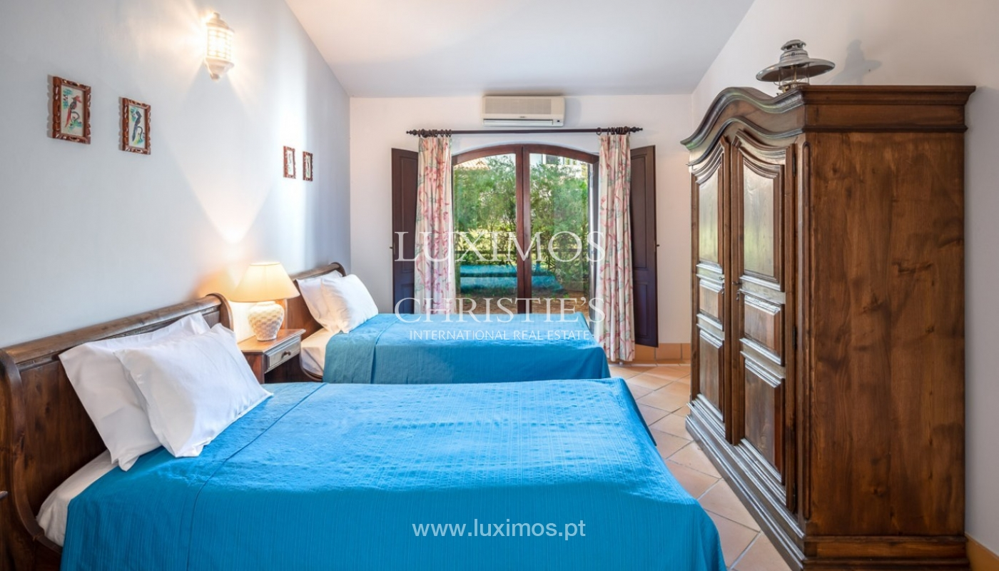 Sale of villa in luxury resort in Albufeira, Algarve, Portugal_84726