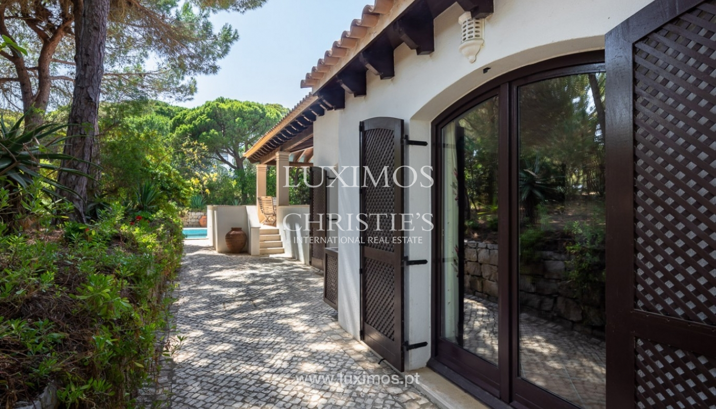 Sale of villa in luxury resort in Albufeira, Algarve, Portugal_84728