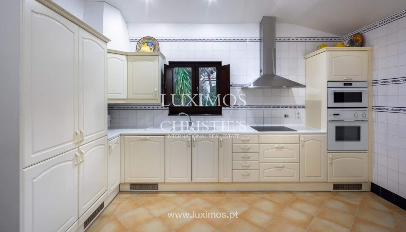 Sale of villa in luxury resort in Albufeira, Algarve, Portugal_84729