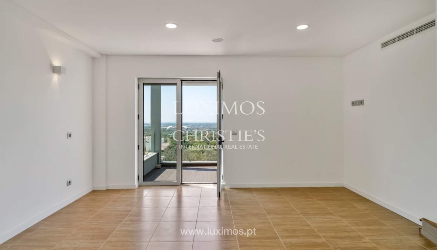 Venda moradia com vista mar em Santa Bárbara Nexe, Algarve_84846